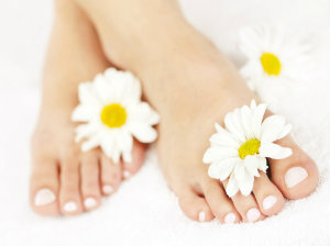 Your toenails can be healthy