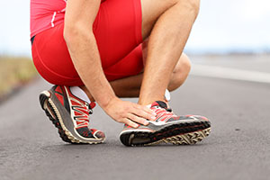 ankle injuries are highly common
