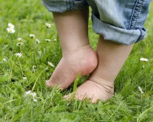 Children's foot pain
