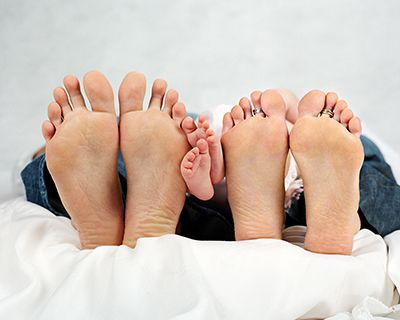 Taking Care of Your Family's Feet First is Important