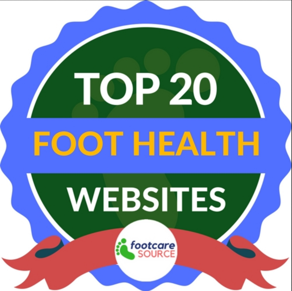 Top 20 Foot Health Website