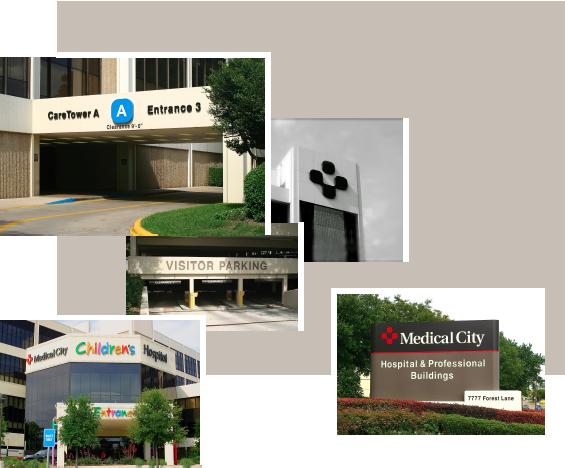 Dallas Podiatry Works Medical City Dallas Office