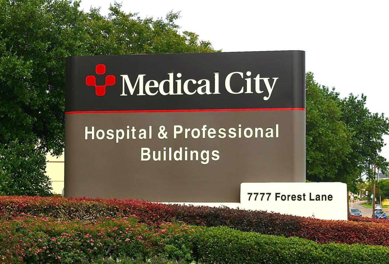Dallas Podiatry office in Dallas, Medical City