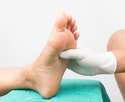 Neuropathy and Foot Health