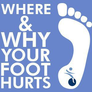 Where and why your foot hurts