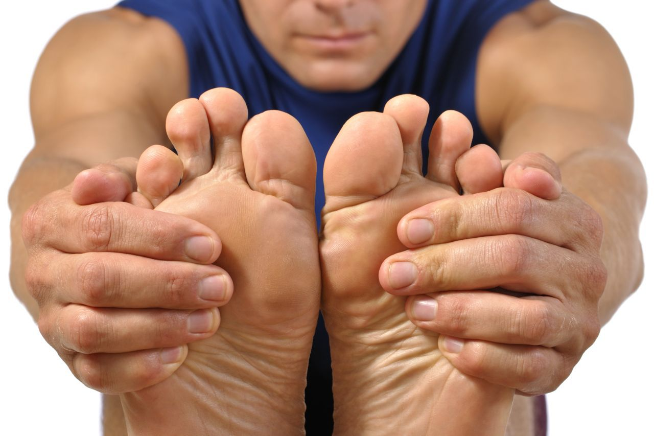 Stretches for the Feet and Ankles