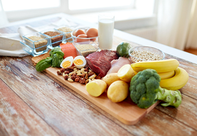diet for foot health