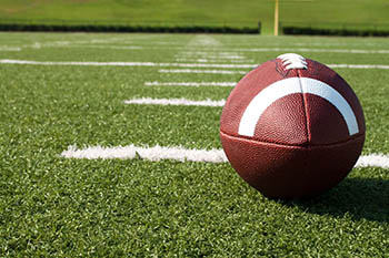 football can cause foot and ankle injuries