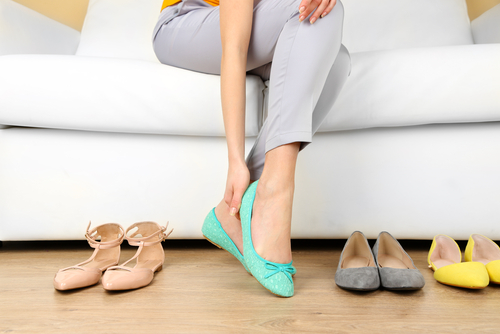Are Flats Better for Bunions