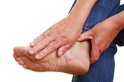 Treating Arthritis in the Feet