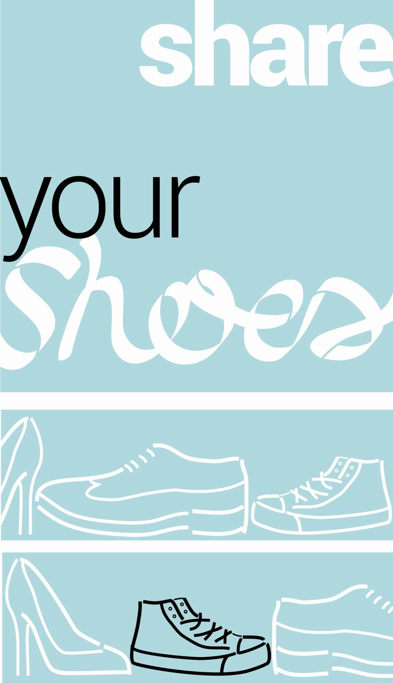Share Your Shoes