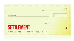 Car Wreck Settlement Payment