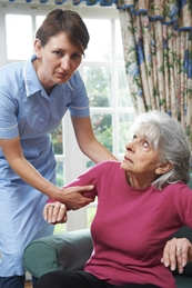 Elderly Experiencing Physical Abuse in a Nursing Home
