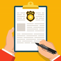 The Importance of Fixing Any Mistakes on Your Police Report