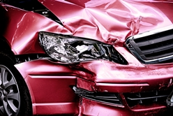 Property Damage to a Car After a Wreck