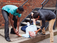 A slip and fall on another's property means you need the help of a premises liability attorney in Gwinnett County.