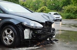 Multi Car Accident in San Bernadino California