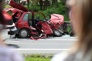 Filing wrongful death case after fatal auto accident