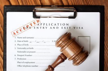 California immigration lawyer Vaughan De Kirby handles H-1 temporary worker visa disputes