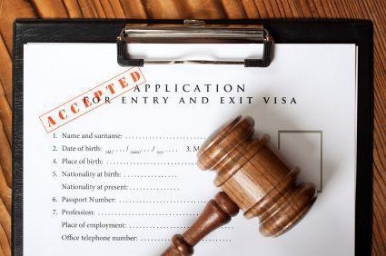 California immigration lawyer Vaughan De Kirby handles H-1 temporary worker visa disputes