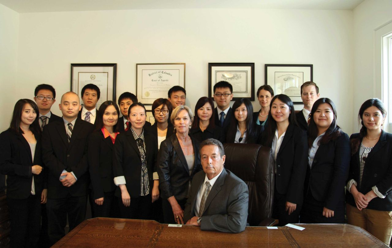 California Immigration Law Office of Vaughan de Kirby