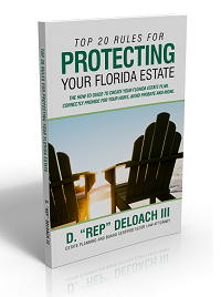 Free estate planning guide by Rep DeLoach