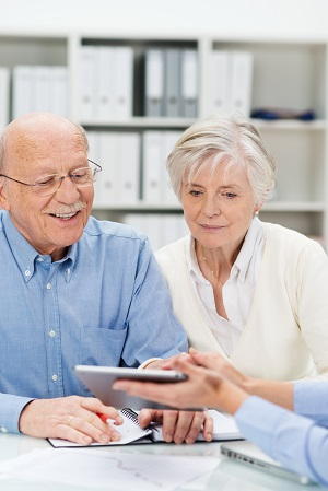 Senior couple considering a irrevocable asset protection trust