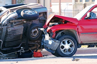 Florida car accident with pain and suffering injuries
