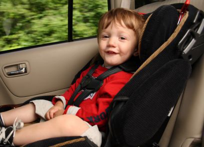 Keep your child safe by learning about Georgia's infant car seat laws.