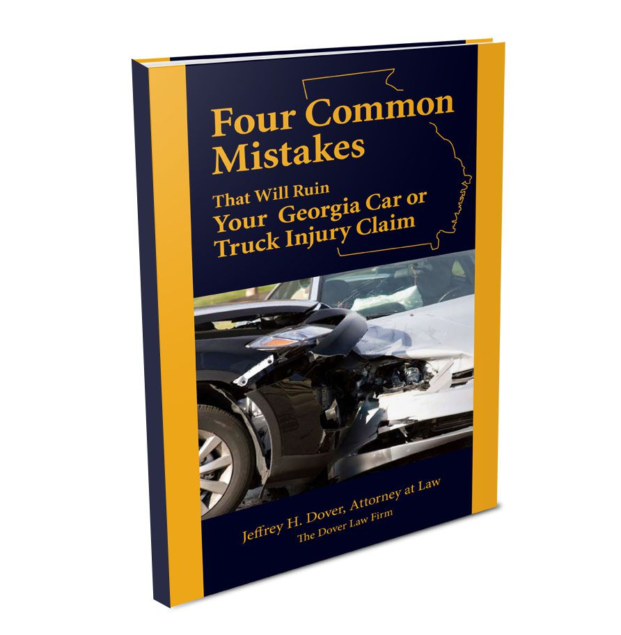 Free Georgia Auto and Truck Accident Book