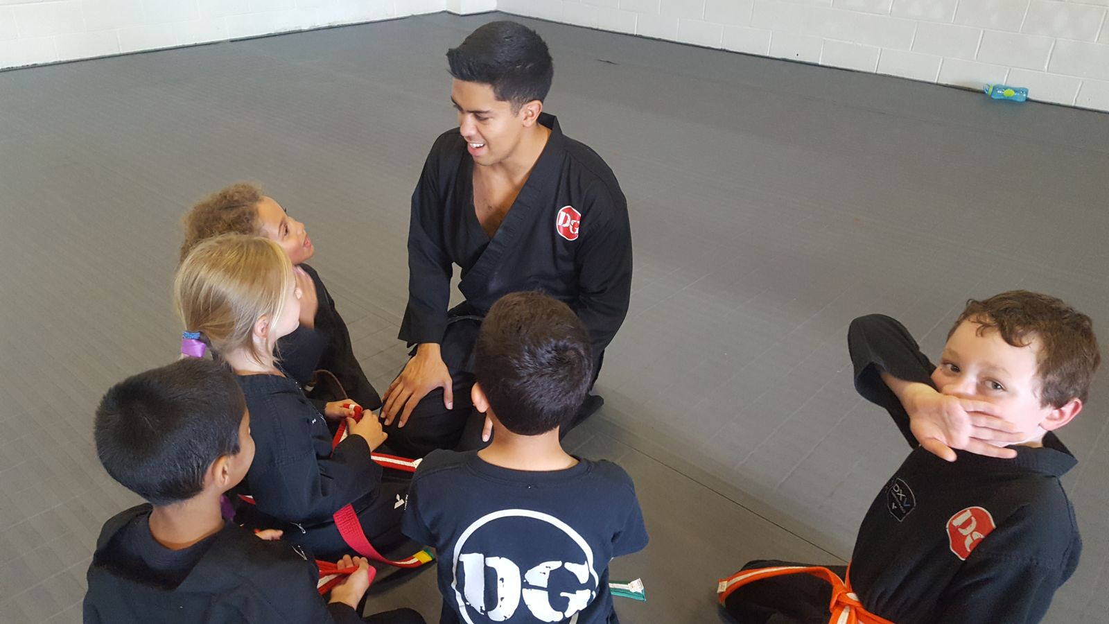 Kids Karate Martial Arts Classes Exton, PA and Berwyn PA - Pablo Camargo