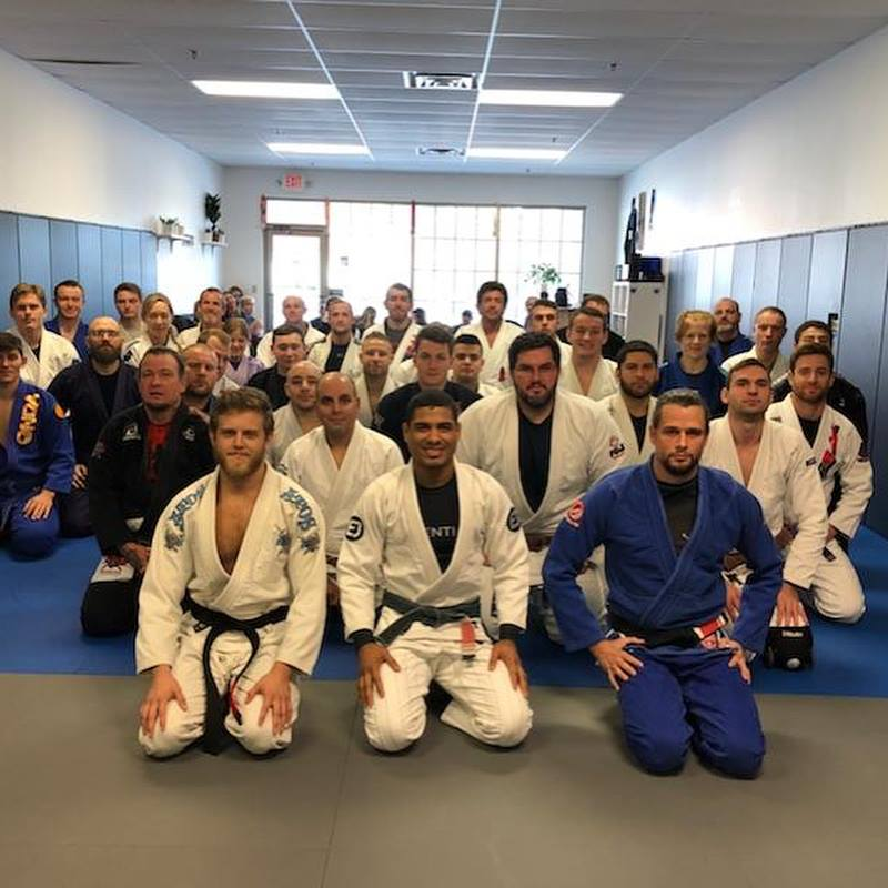 BJJ berwyn devon wayne pa Dragon Gym Main Line Atos