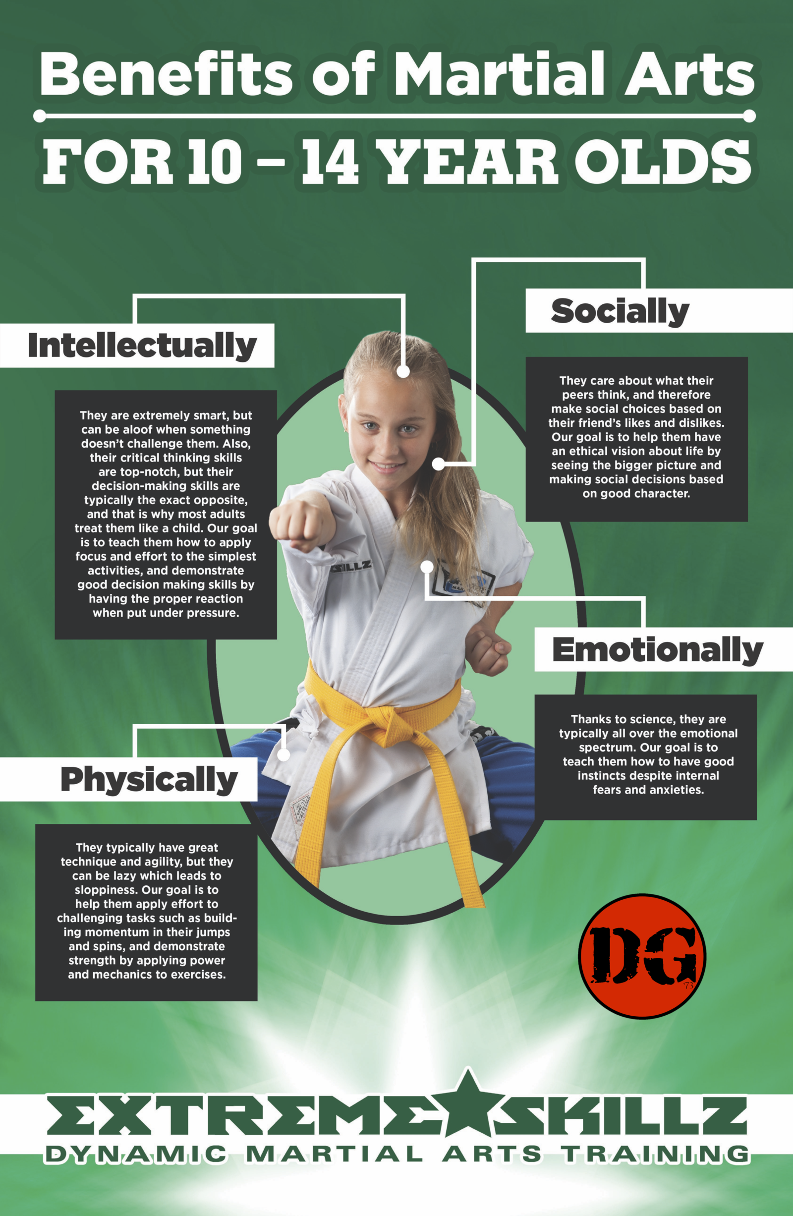 Downingtown Martial Arts Classes Taekwondo for kids and Teens