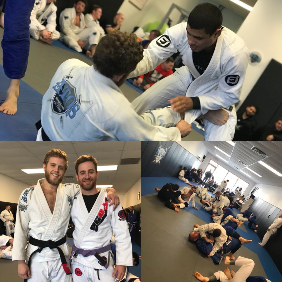Brazilian Jiu Jitsu Berwyn Devon Wayne pa