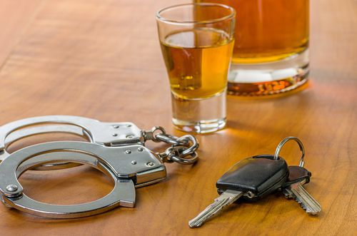 Drunk Driving Leads to Arrests in Virginia