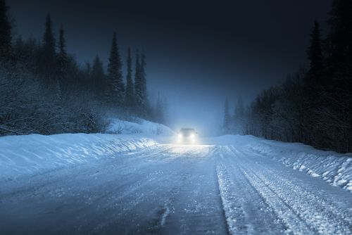 Avoiding Winter Weather Car Accidents