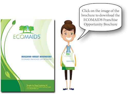 ECOMAIDS Franchise Opportunity Brochure