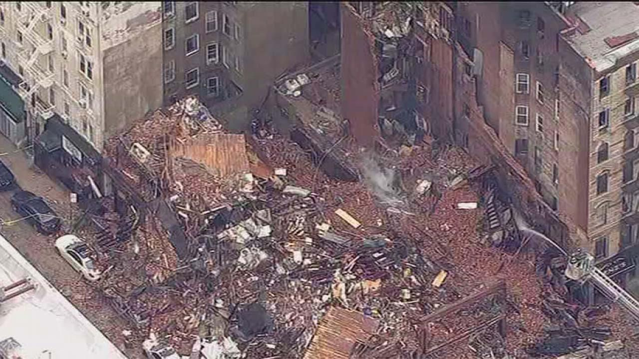 Gas Explosion in East Village- At Least 22 Injured. Find Out How to Get Compensated for Your Injuries