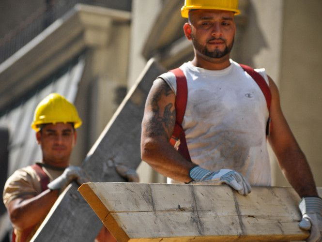construction workers subject to long fatigue