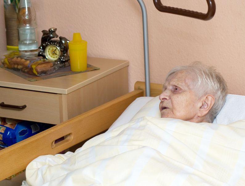 neglect at a nursing home