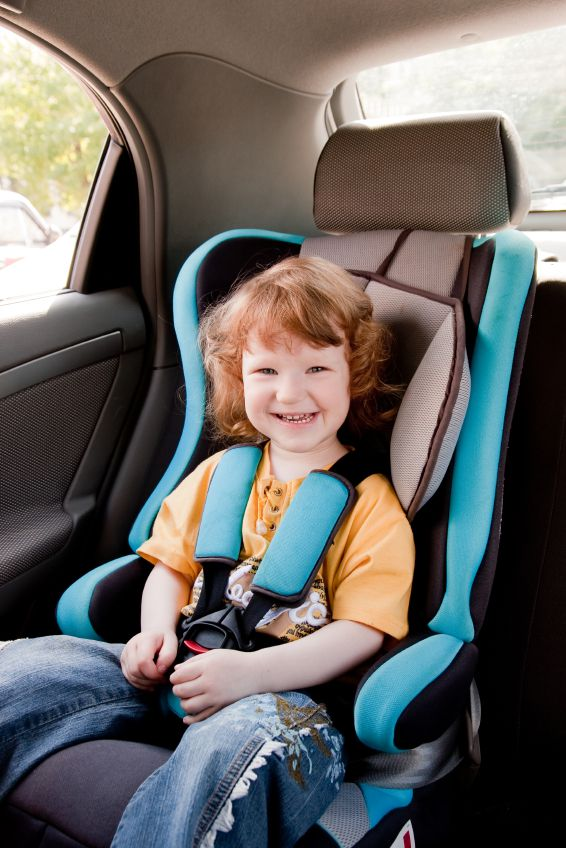 Child Safety Booster Car Seat Injuries