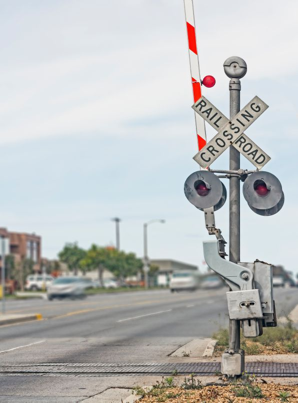 Injured From a Railroad Crossing Accident? Call our experienced Train Accident Lawyers!