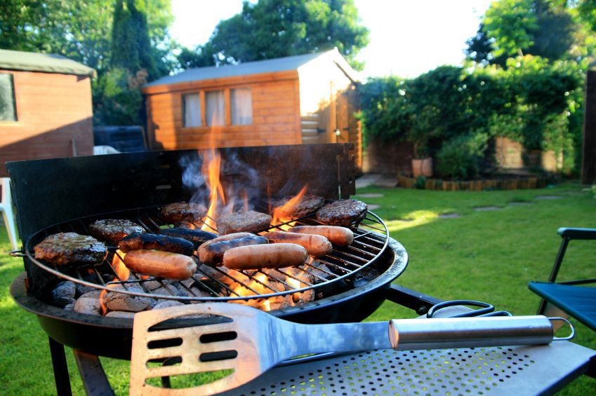 barbeque accidents and injuries