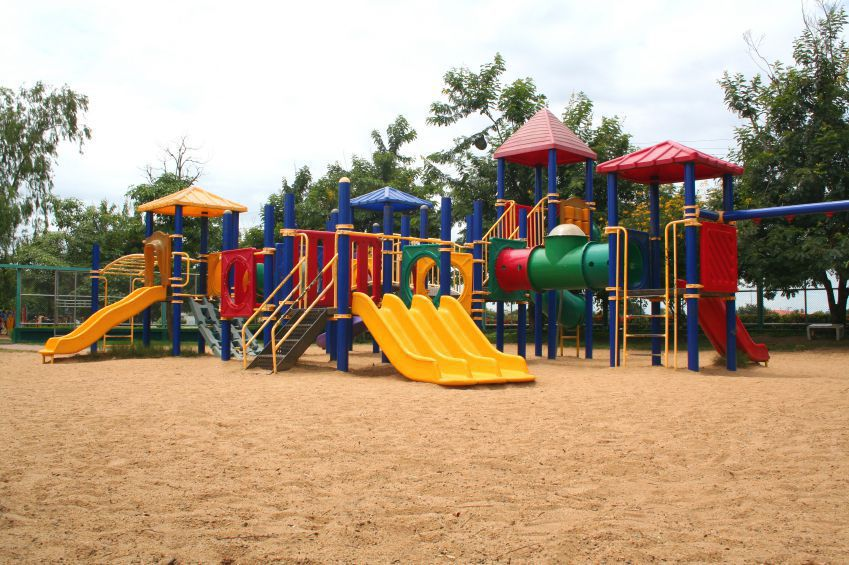 Playground accidents can lead to serious injuries.  You may have the right to sue.