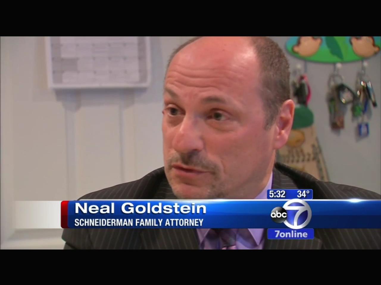 Neal Goldstein on ABC News