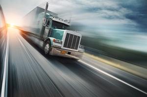 Proposed truck speed caps