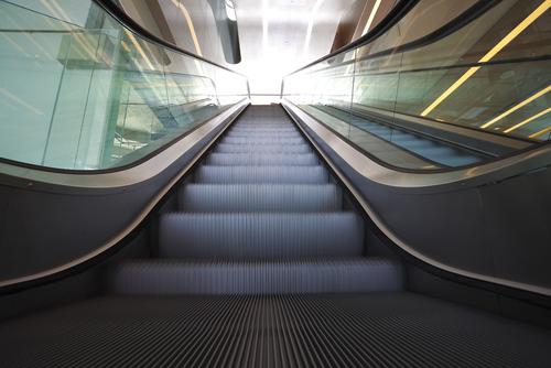 Escalator Railings