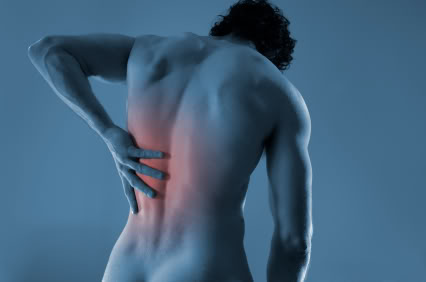 Spinal stenosis from a car accident