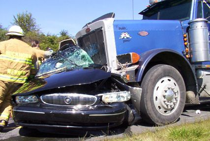 Long Island truck accident