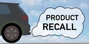 Vehicle recall notices
